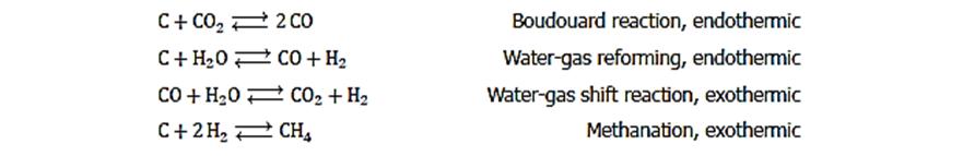 تولید گاز متان حاصل از بیوگاز ها که از توده های زیستی 2